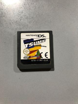 Juego tsumiki Nintendo ds