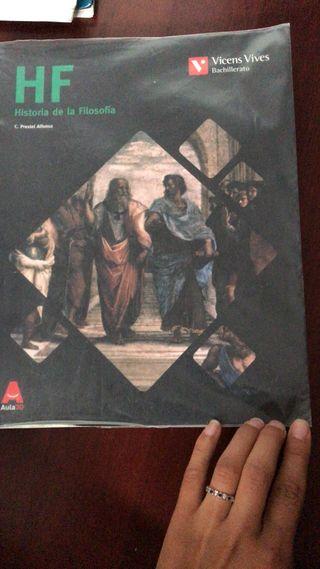 Historia de la filosofía Bac