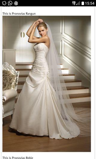 Vestidos madre de novia pronovias