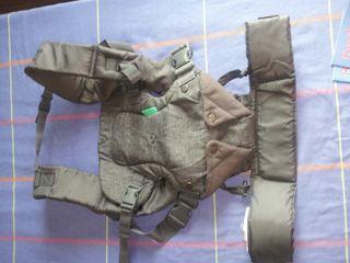 mochila bebé marca infantino