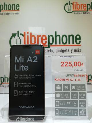 Xiaomi Mi A2 Lite 4/64 NUEVO