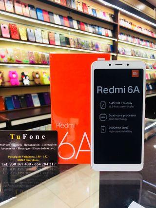 Xiaomi Redmi 6A 16GB (tienda)
