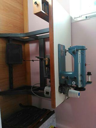 maquina de coser singer 20u Profesional