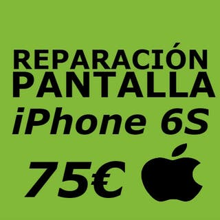 REPARACIÓN IPHONE 6S