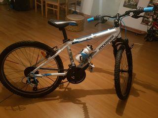 se vende bicicleta de montaña 24 pulgadas