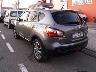 Nissan Qashqai 2012 full option
