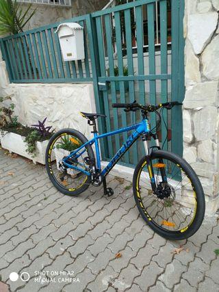 Bicicleta Mondraker Phase S 27'5 2018