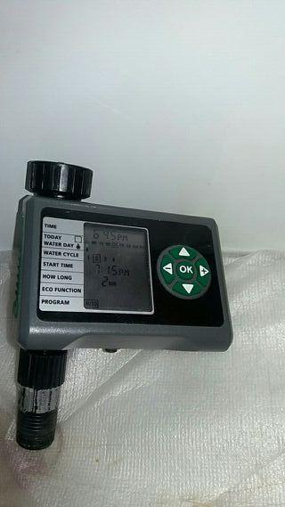 reloj de control de riego