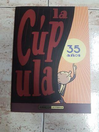 la Cupula - 35 años (comics)