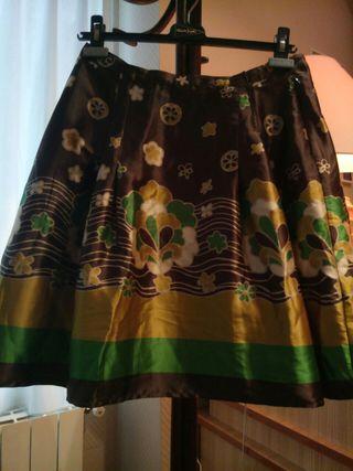 Falda de fiesta talla 42