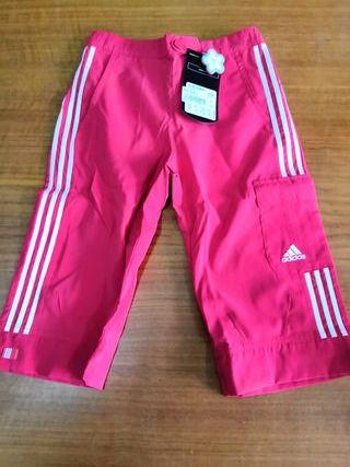 pantalón niña Adidas talla 7-8 años