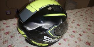 casco moto Shiro xl