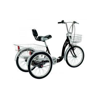 bicicleta tres ruedas