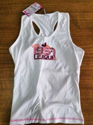 Camiseta Reebok mujer talla 16 años de segunda mano por 10