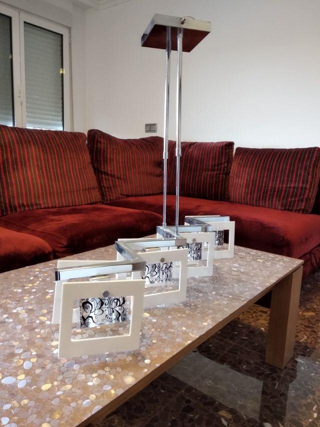 Lámpara de techo para comedor de segunda mano por 150 € en Quart de ...