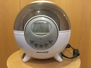Humidificador miniland ozonball