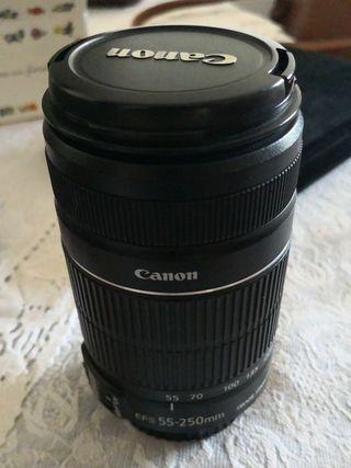 Canon 55-250 IS II