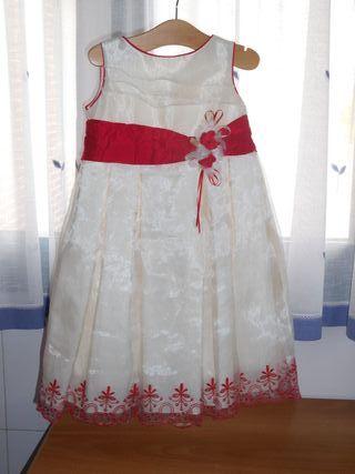 Vestidos ceremonia nina 18 meses