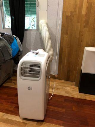 Aire portátil IN OUT frío calor