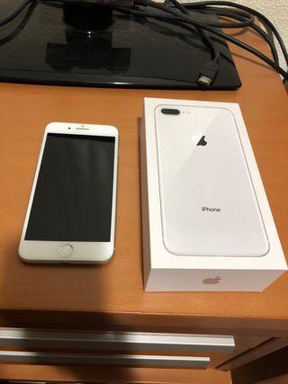 IPhone 8 Plus blanco 64 GB