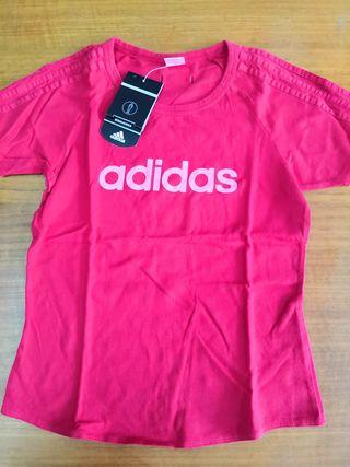 camiseta niña Adidas talla 12