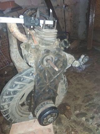 Yamaha Jog Motor