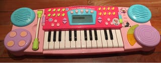 Teclado piano infantil