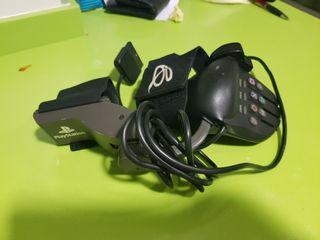 mando consola play station 1 guante
