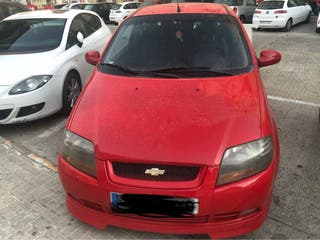 Chevrolet Kalos Sport 1.4 16 V 2007