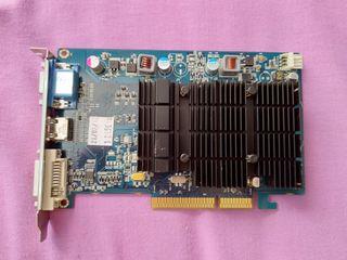 TARJETA GRAFICA AGP AMD HD 3450 EN PERFECTA