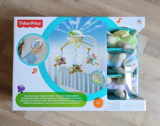 Carrusel musical Fisher-Price