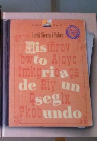 libro de lectura 2 ESO