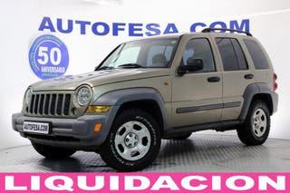 Jeep Cherokee 2.8 CRD 163cv Limited 5p Auto