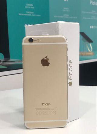 iPhone 6 64gb con pantalla nueva