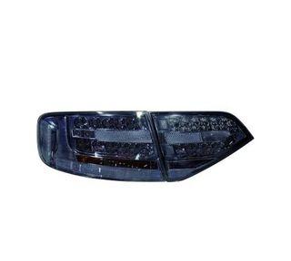 PILOTOS AUDI A4 B8 LED CROMO/AHUMADO
