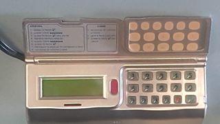 teclado caja fuerte