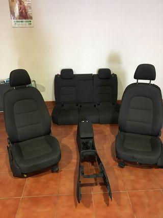 Asientos completos audi a5 coupé