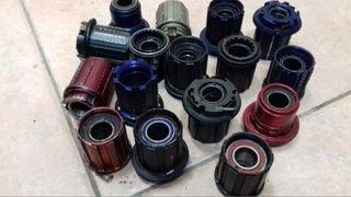 nucleos de ruedas