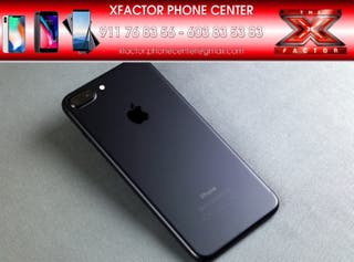 Usado, IPHONE 7PLUS 32GB NEGRO MATE PRECINTADO segunda mano  España