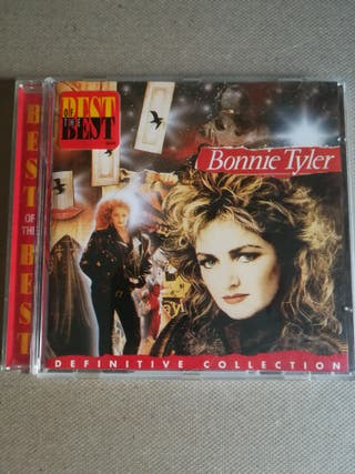 "CD BONNIE TYLER ""DEFINITIVE COLLECTION"""