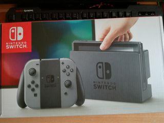 Nintendo Switch + Mando extra + Accesorios