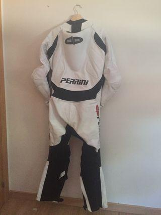Mono traje de moto
