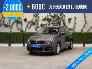 Peugeot 308 1.6 BlueHDi SANDS Active EAT6 88 kW (120 CV)