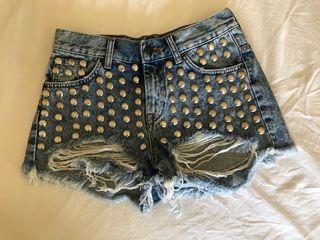 Pantalones cortos talla 34
