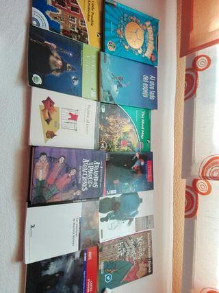 libros de ingles valenciano y ingles