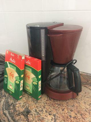 Cafetera eléctrica Braun