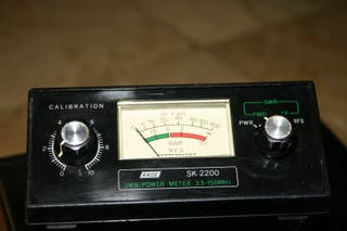 Medidor estacionaria SK-2200