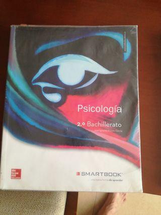Libro segundo bachillerato psicológicas