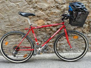 bicicleta mas complementos