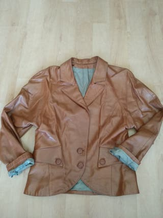 chaqueta piel Alvarez Valls